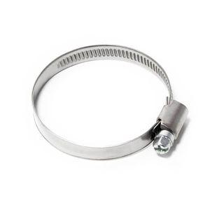 Lot de 50 colliers de serrage conformes /à la nome dIN 3017 40 mm w5 en inox a4 12 mm 25