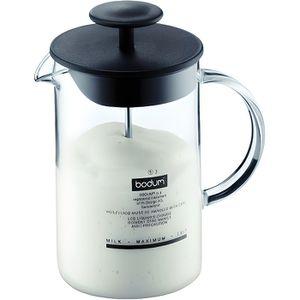 FOUET MANUEL BODUM LATTEO Fouet à lait manuel avec anse en verr