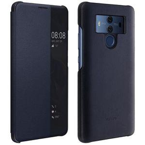 HOUSSE - ÉTUI Housse Huawei Mate 10 Pro Etui Folio Clapet Transl