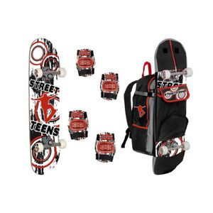 rollers skateboards achat vente pas cher cdiscount. Black Bedroom Furniture Sets. Home Design Ideas
