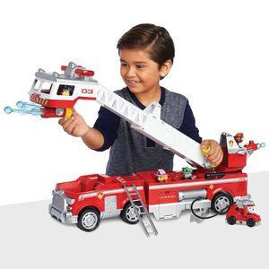 VOITURE À CONSTRUIRE Paw Patrol - 6043989 - Jeu enfant - Camion de Pomp