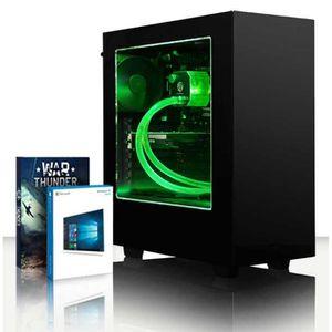 UNITÉ CENTRALE  VIBOX Centre 4.149 PC Gamer Ordinateur avec War Th