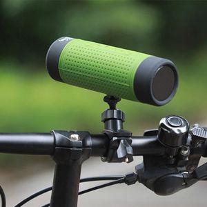ENCEINTE NOMADE Wotumeo Nouveau Vélo Sport 4000 mAH 3W Sans Fil Bl