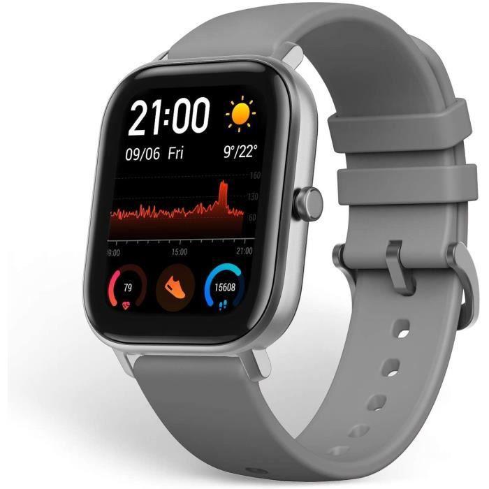 Amazfit GPS Smartwatch with Built-in GPS (GRA)