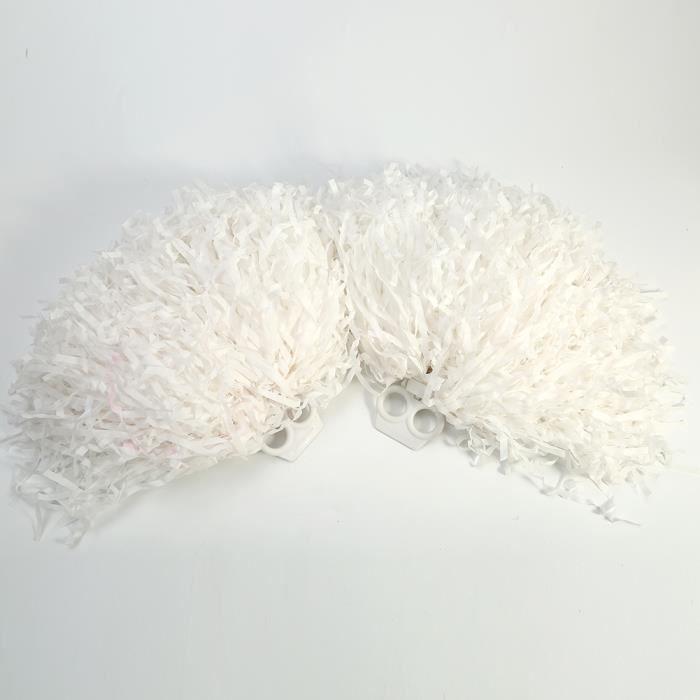 RUBAN DE GYMNASTIQUE RYTHMIQUE(PE )-blanc-Accessoires de danse aérobic la ball ball -CET