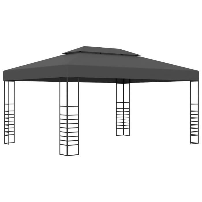LULO Tonnelle 3x4 m Anthracite