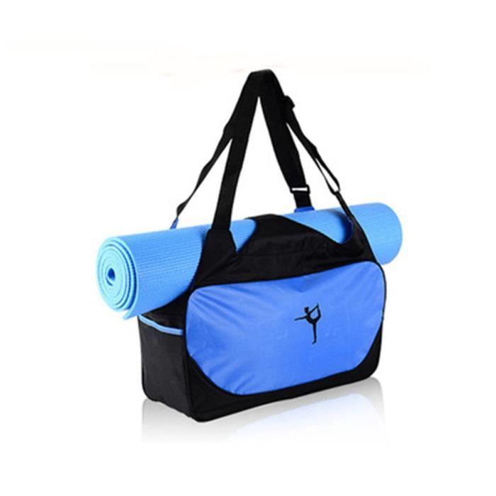 Sac de yoga, sac de sport, sac à dos de sport, sac à dos personnalisé, équipement de fitness - pas de tapis de yoga -D -