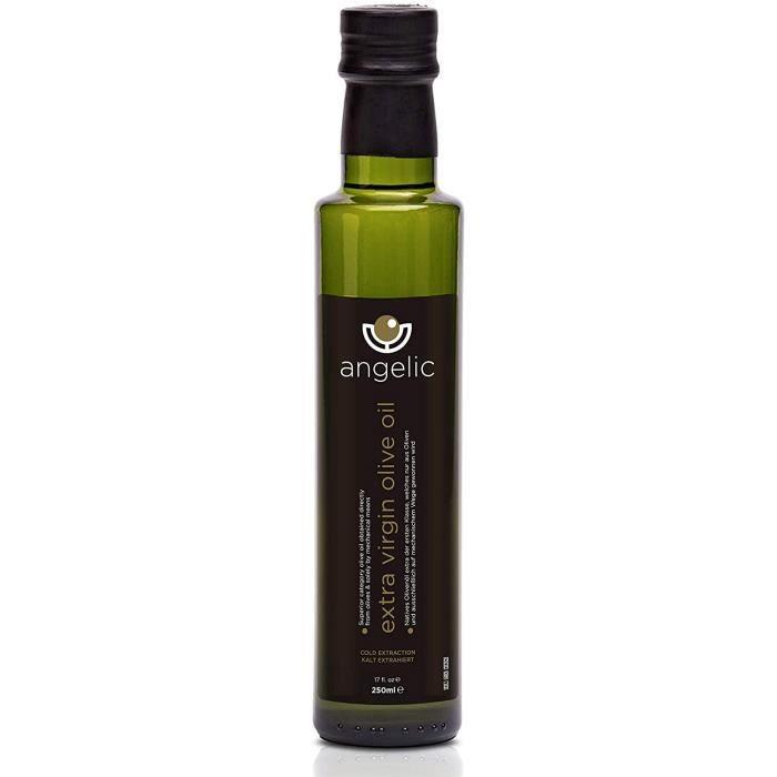 Huile d'olive extra vierge de Grèce, pressée à froid, variété Koroneiki (250ml)