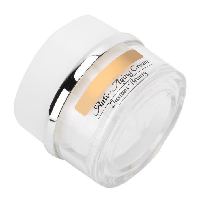 Garosa Crème nourrissante Crème Hydratante Anti-Rides de Peau Polypeptidique Crème de Visage Nourrissante Anti-Âge 50g