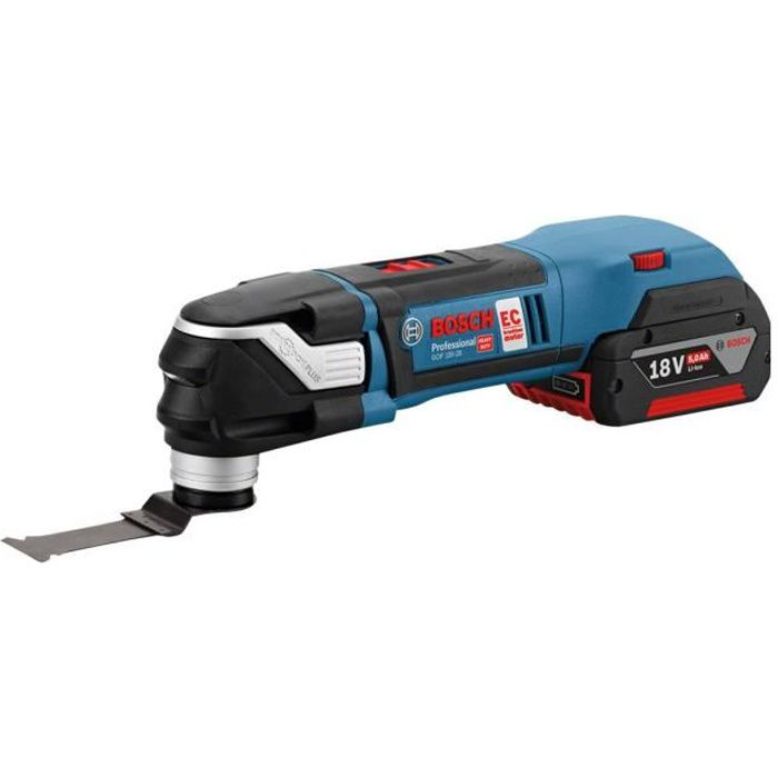Bosch GOP 18 V-28 Professional Multi-outil oscillant sans fil SDS-plus 18 V
