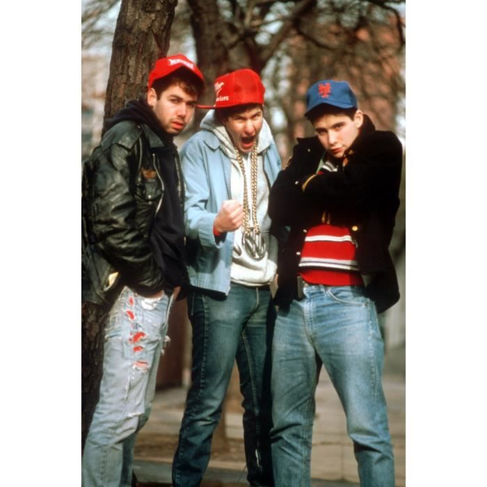 Poster Affiche Beastie Boys 90's Style Rap Hip Hop New York 42cm x 63cm