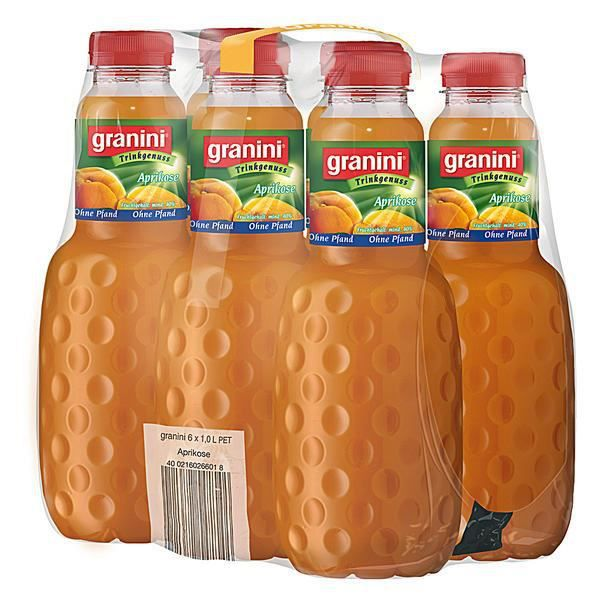 Granini Abricot 6 x 1l