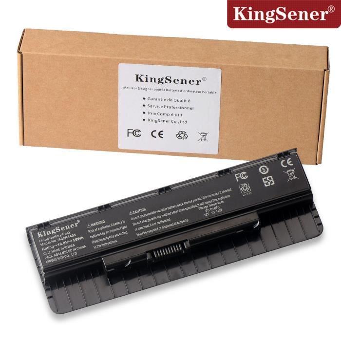 Kingsener A32n1405 Batterie pour Asus Rog N551 N751 N751jk G551 G771 G771jk Gl551 Gl551jk Gl551jm G551j G551jk G551jm G551jw