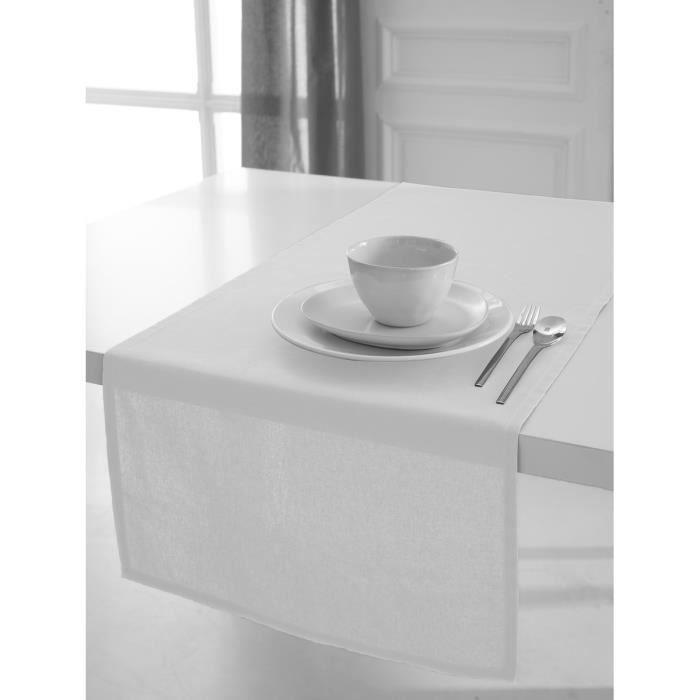 TODAY Chemin de table 50x150 cm chantilly