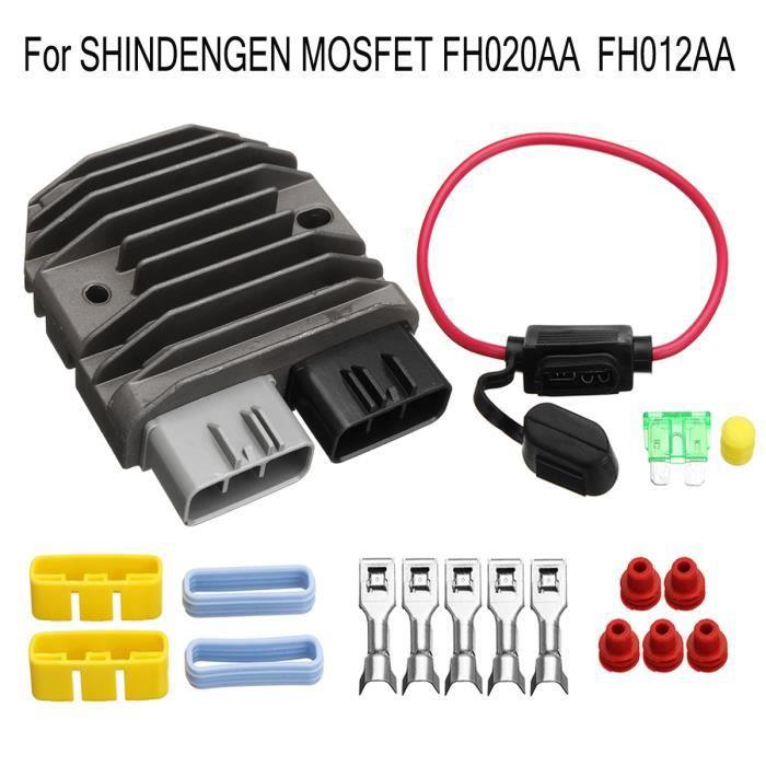 T4W Kit de Redresseur Régulateur Remplace FH012AA Pour SHINDENGEN MOSFET FH020AA