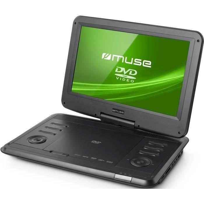 MUSE - M-1270 DP Lecteur DVD portable