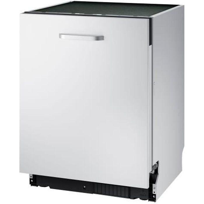 Samsung DW60M6050BB Lave-vaisselle intégrable largeur : 59.8 cm profondeur : 55 cm hauteur : 81.5 cm