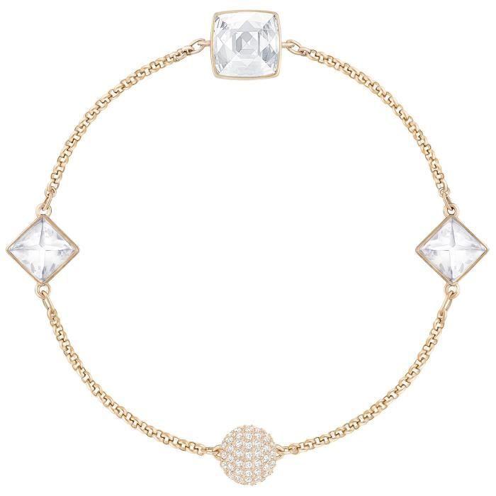 Bracelet Swarovski Collection Remix Cabochon rose