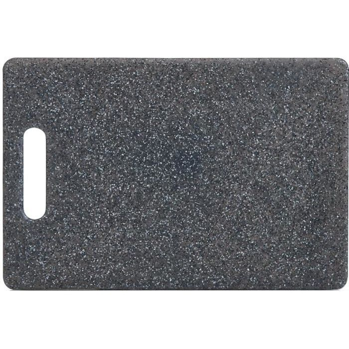 Planche à découper en granit, 30 x 20 cm, Zeller
