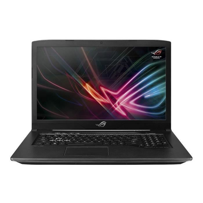 ORDINATEUR PORTABLE PC Portable Gamer 17.3'' Core i7-8750H - 16 Go DDR