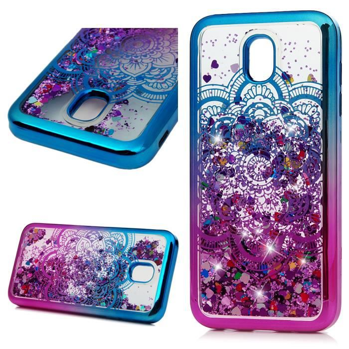 coque transparente galaxy j5 2017
