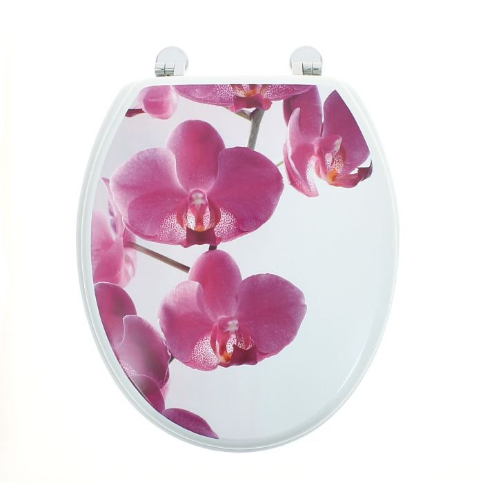 Abattant WC ORCHIDEE - Achat / Vente abattant wc Abattant WC ...