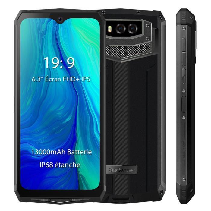 SMARTPHONE Smartphone Incassable IP68 Etanche Blackview BV910