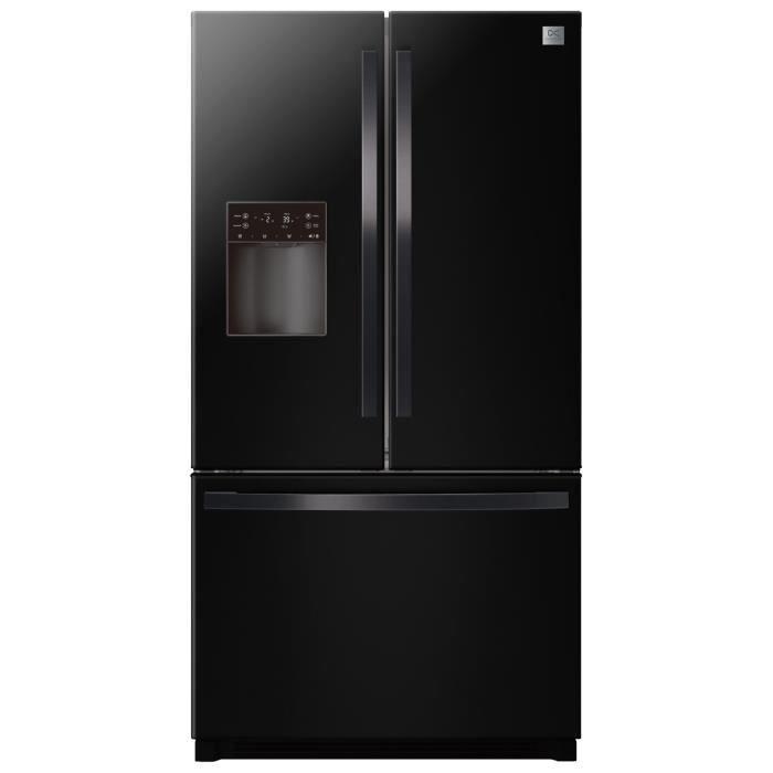 RÉFRIGÉRATEUR AMÉRICAIN DAEWOO RFN-26D1BI-Réfrigérateur américain congélat