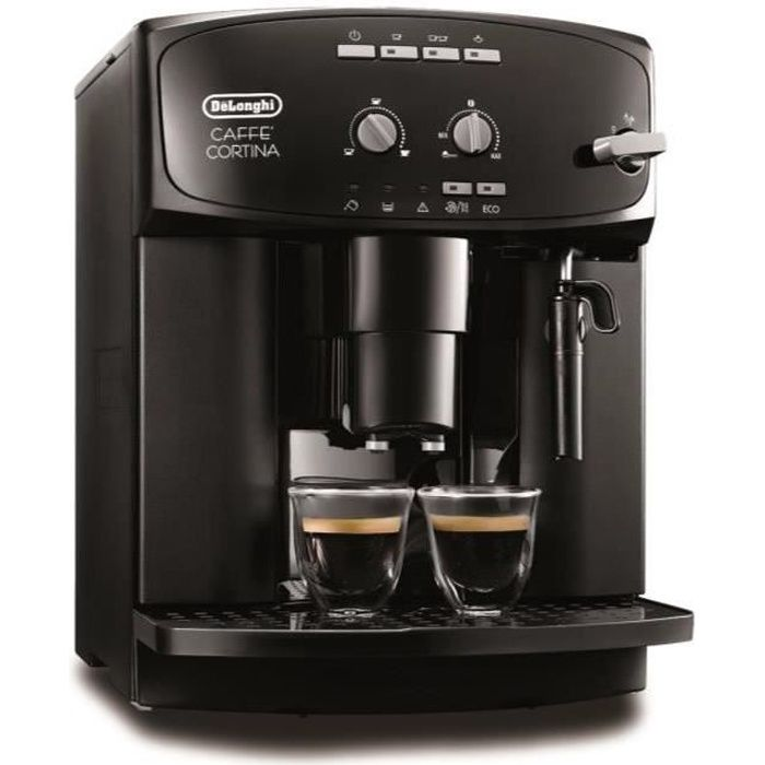 delonghi esam 2900 machine caf achat vente cafeti re cdiscount. Black Bedroom Furniture Sets. Home Design Ideas