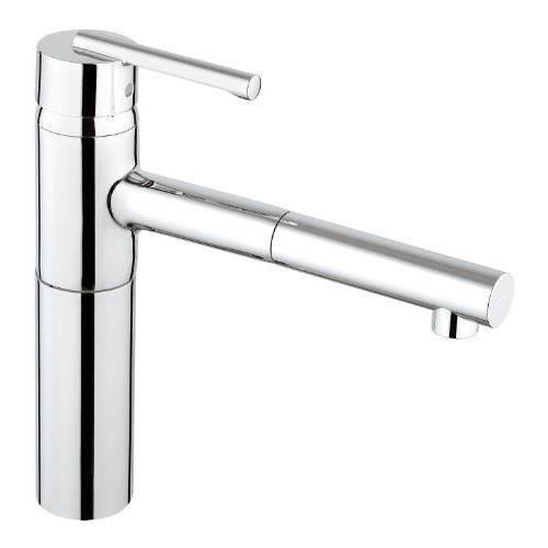 Grohe mitigeur vier sail 32731000 import allemagne for Grohe evier cuisine
