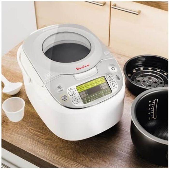 Moulinex maxichef advanced mk8121 - robot de cocina 750 w