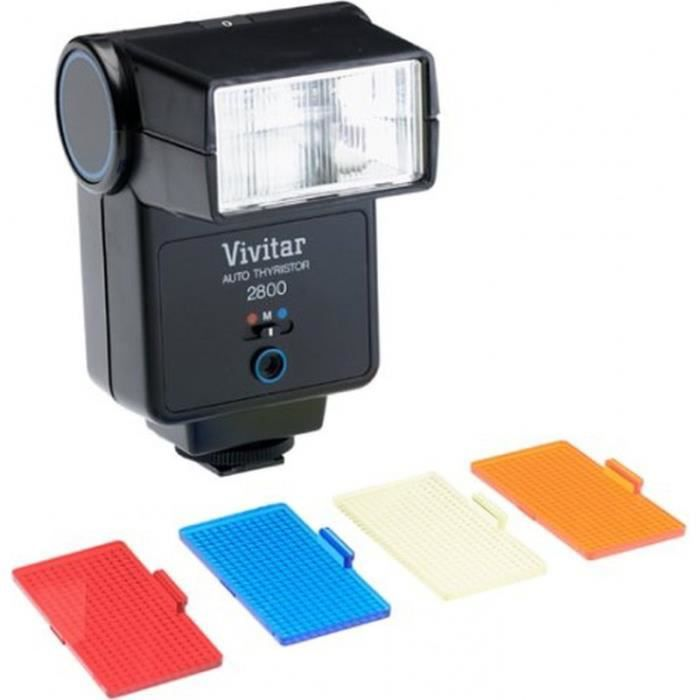 Flash vivitar 2800 automatique lectronique achat - Ventes flash cdiscount ...