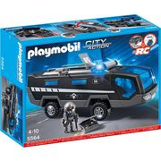 UNIVERS MINIATURE PLAYMOBIL 5564 Véhicule Intervention