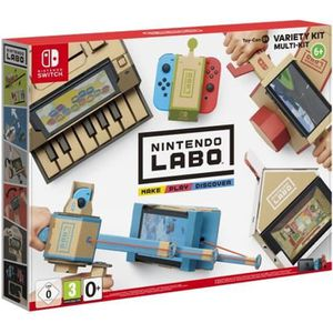 JEU NINTENDO SWITCH Nintendo Labo Multi-Kit Jeu Switch