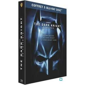 BLU-RAY FILM Trilogie The Dark Knight - Coffret Blu-ray