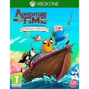 JEU XBOX ONE Adventure Time Les Pirates de la Terre de Ooo Jeu