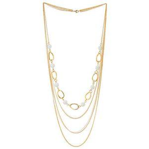 SAUTOIR ET COLLIER Collier L2Y22 collier de femmes en or blanc déclar