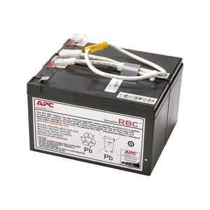 BATTERIE INFORMATIQUE APC Batterie Scellées au plomb-acide (SLA) - Rempl