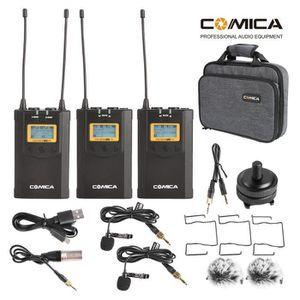 TALKIE-WALKIE Kit émetteur-récepteur pour système de microphone