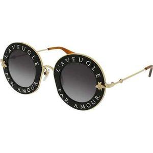 LUNETTES DE SOLEIL Lunettes de soleil Gucci L'aveugle par amour GG 01