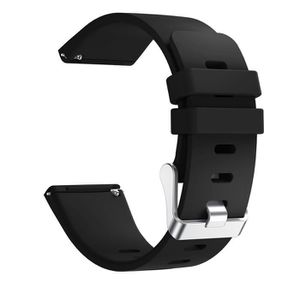 BRACELET DE MONTRE Remplacement silicone souple Bracelet bande bracel