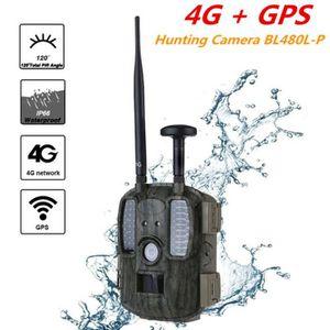 APP. PHOTO MINIATURE Nouveau Full HD 1080 P Chasse Caméra 4G GSM GPS AP