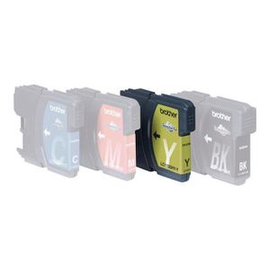 CARTOUCHE IMPRIMANTE BROTHER LC-1100HYY  Ink Cartridge