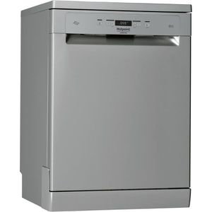 LAVE-VAISSELLE HOTPOINT - Lave-vaisselle posable 43dB 9L A++ Inox