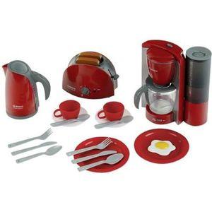 DINETTE - CUISINE BOSCH - Set petit-déjeuner Grand Modèle