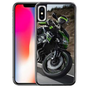 coque kawasaki iphone x