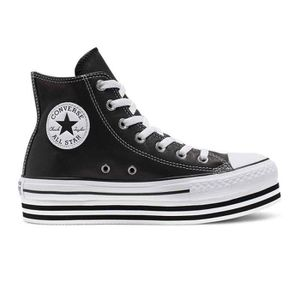 converse femme plate forme