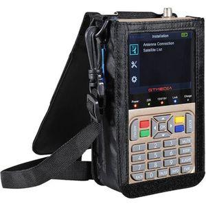 RÉCEPTEUR - DÉCODEUR   Satellite Finder chercheur de satellite écran LCD