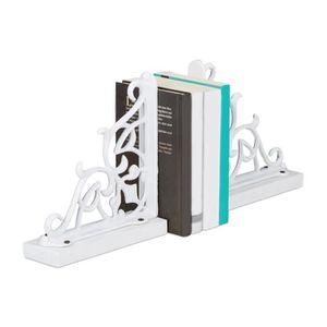 Lot de 2 serre-livres de très belle facture finition élégante