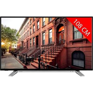Téléviseur LED TOSHIBA 43UL2A63DG TV LED UHD 4K - 43